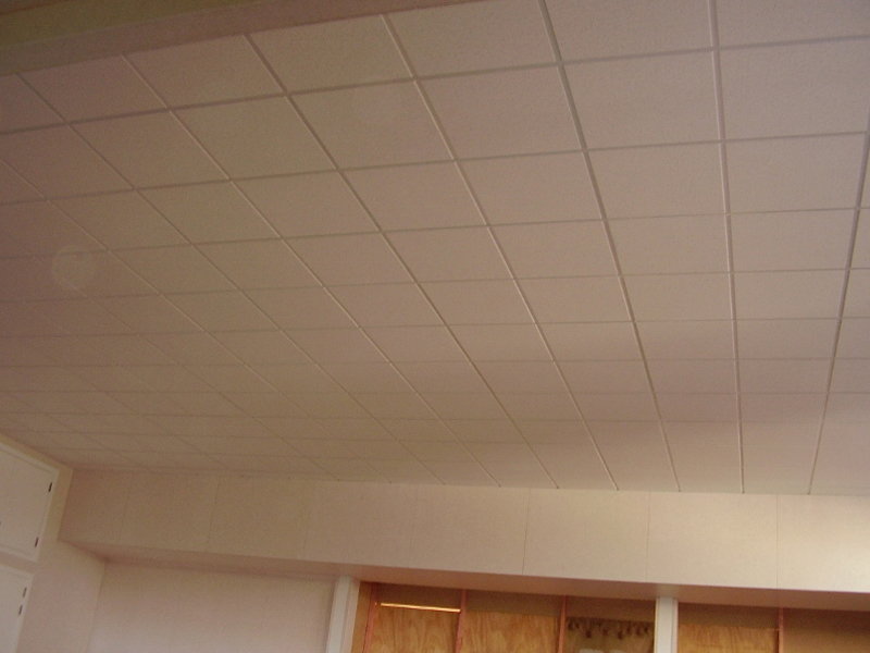 Cost of drop ceiling tiles